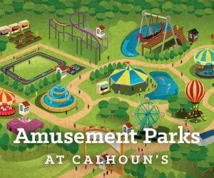 Amusement Parks Dinner
