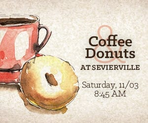 Coffee & Donuts at Sevierville